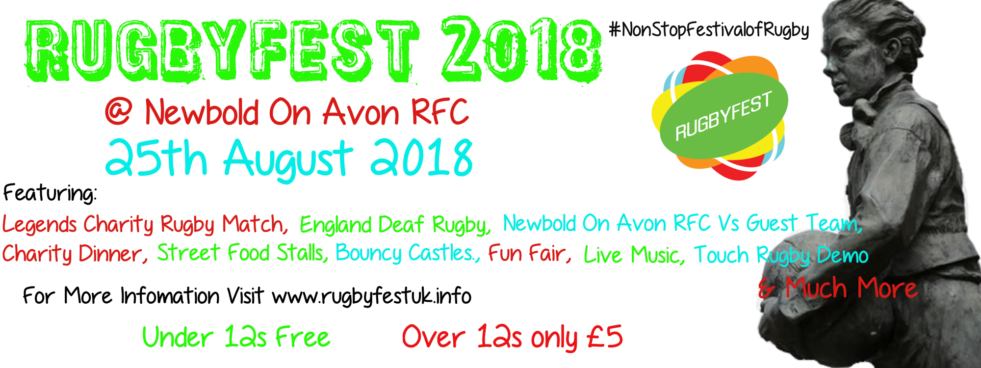 Rugby Fest 2018