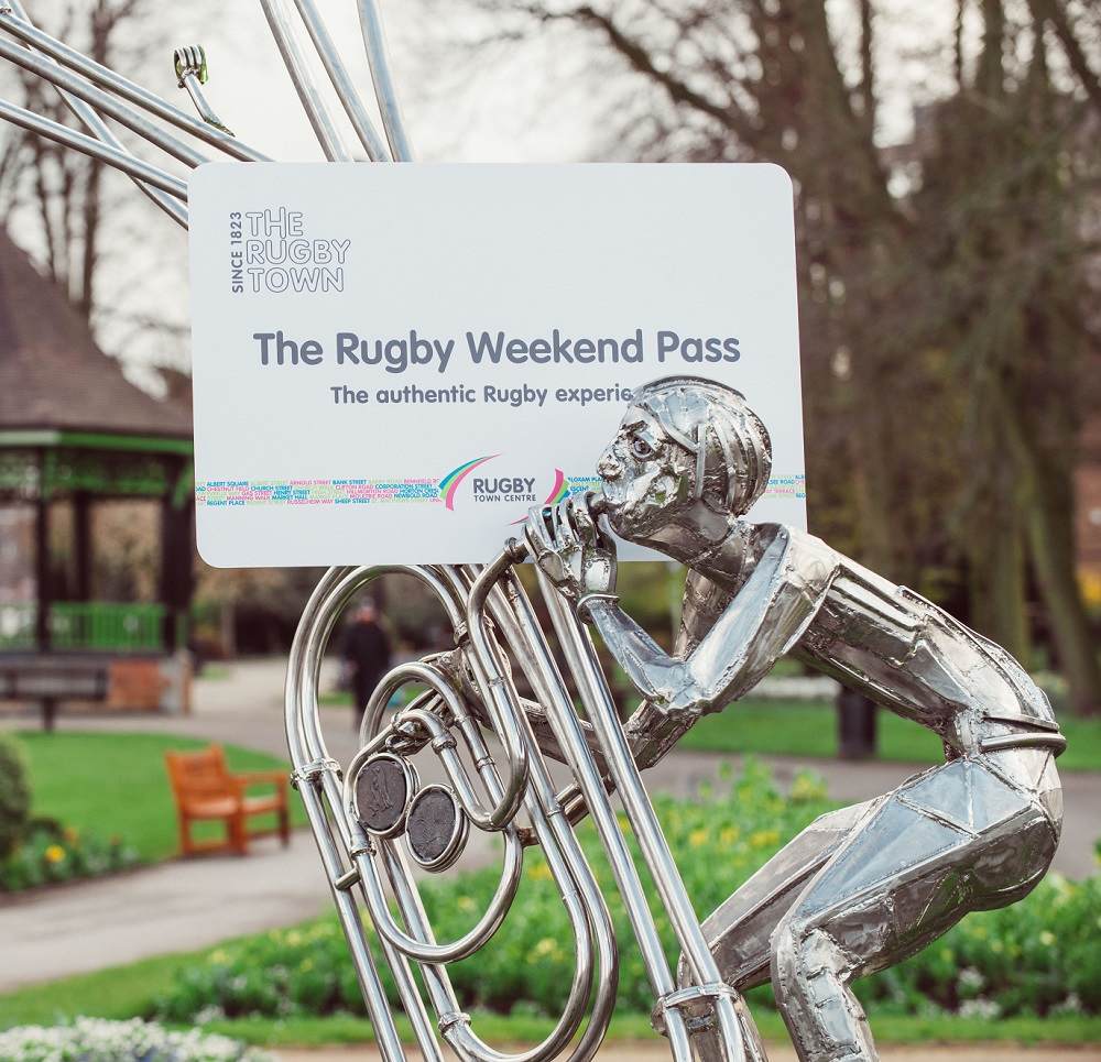 The Rugby Weekend Pass