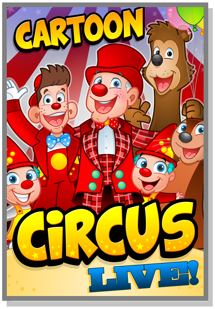 Cartoon Circus in Rugby