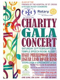 Rugby Philharmonic Gala Concert