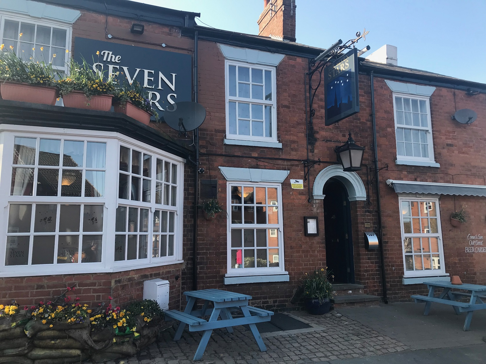 Seven Stars Rugby Pub