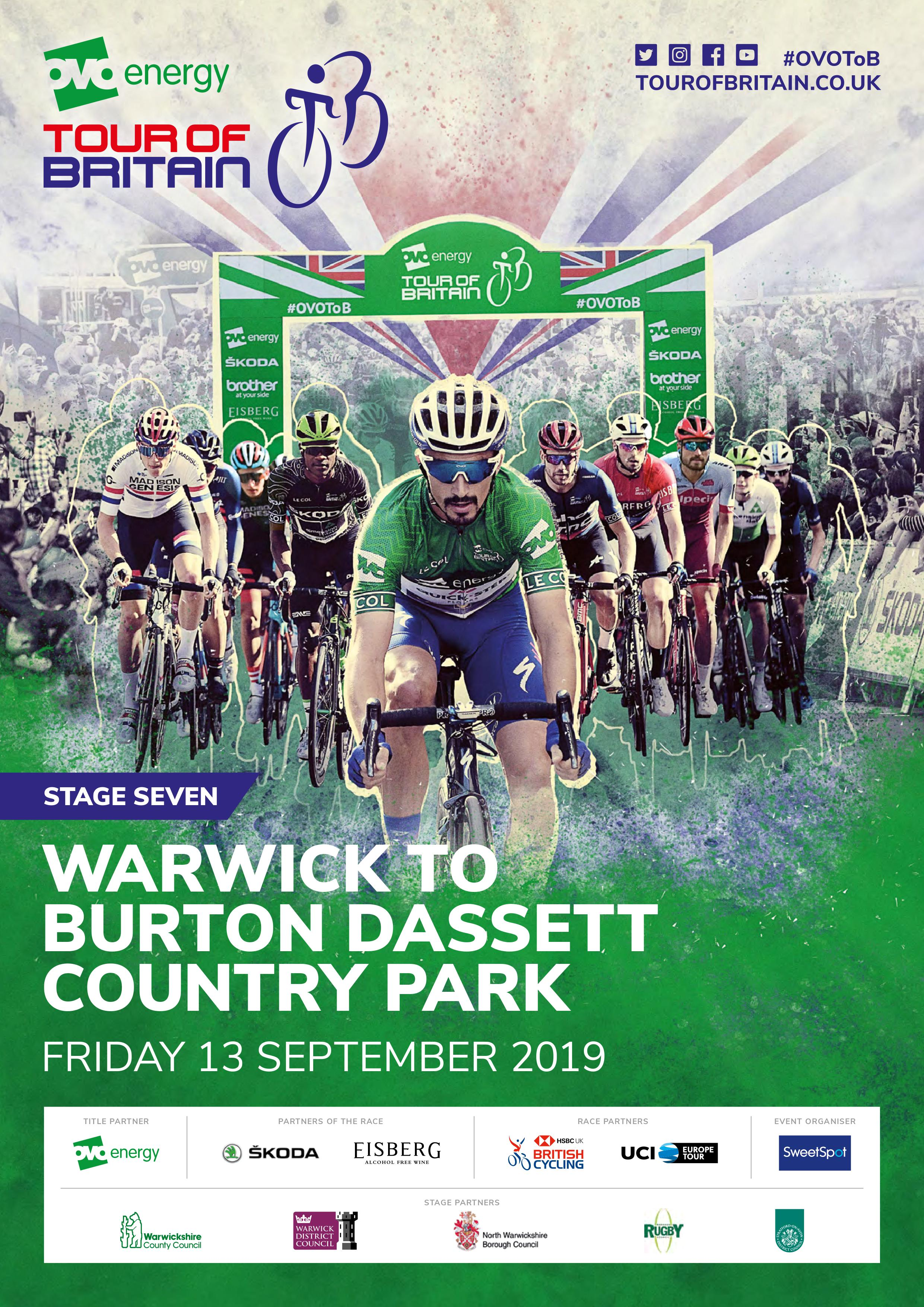 Tour of Britain Stage 7