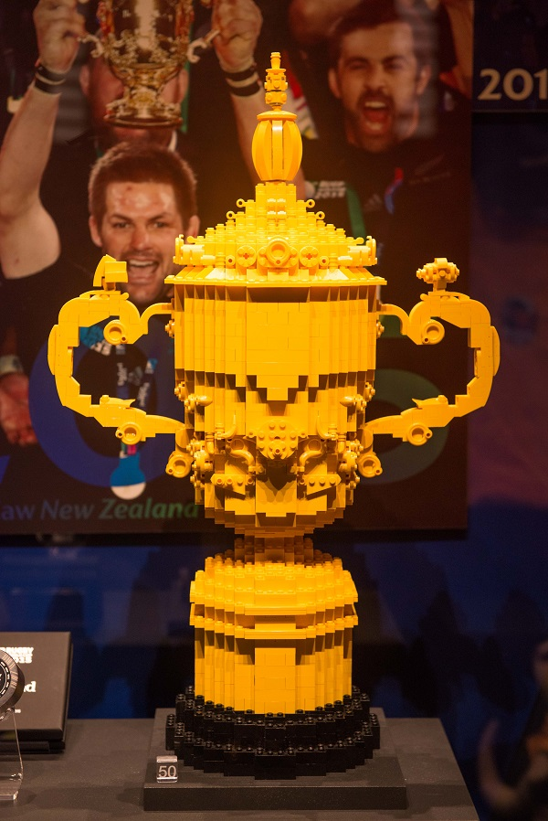Rugby World Cup Lego