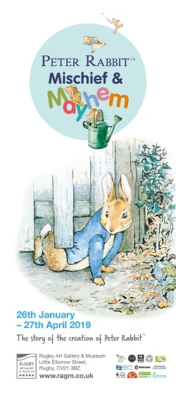 Peter Rabbit Rugby